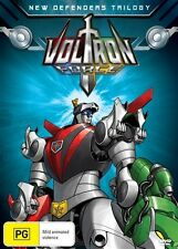 Voltron Force New Defenders Trilogy NOT SEALED DVD 2012 Free Shipping Rating PG