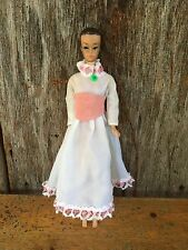 Fashion Queen Barbie 1962 Edition Brunette Blue Eyed Fashion Doll Vintage