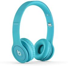 Beats Solo HD Drenched In LIGHT BLUE On Ear Headphones (PL1-MHA42AMA-UG)