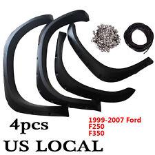 4pcs Fender Flares Pocket Rivet Bolt Style for 99-07 FORD SUPER DUTY F250 F350