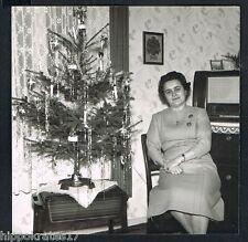 FOTO - PHOTO, Weihnachten Röhrenradio Wohnzimmer Frau radio tube living room /84