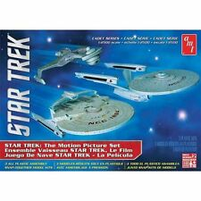 AMT Star Trek The Motion Picture Set - 1:2500 Scale Model Kit - AMT762