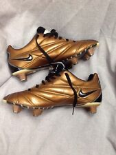 Vintage Ronaldo's  Match Mercurial R9 Soccer Cleats- size 7.0 US., SUPER RARE