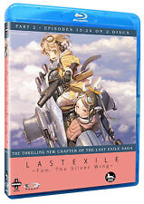 Last Exile . Fam The Silver Wing . Season 2 Part 2 . Anime . 2 Blu-ray . NEU OVP