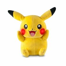 Pikachu Plush Toy Stuffed Interactive Pokemon Light Sound Movement Kids Pokémon