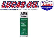 Lucas Extra Heavy Duty Wheel Bearing Grease Cartridge Marine, Boats, Farm 411g