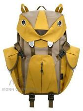 Lion backpack Large MUSTARD water repellent MORN CREATIONS tiger king Cat cecil