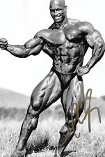 Shawn Ray autograph-sign Arnold Classic Bodybuilding Legend RARE COA PROOF LOOK!