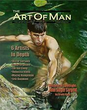 The Art of Man - Edition 20: Fine Art of the Male Form Quarterly Journal (Volume