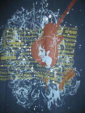NEW misses large ELVIS tshirt SHIRT L womens knit 100% Cotton w/ tag