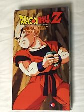 Dragon Ball Z - Perfect Cell: Hunt for 18 VHS 2001 Edited for Television