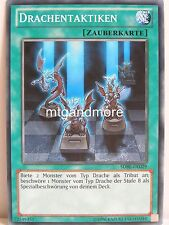 Yu-Gi-Oh - 3x Drachentaktiken - SDBE - REPRINT - Saga of Blue Eyes White Dragon