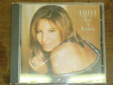 BARBRA STREISAND Back to Broadway CD