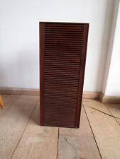audiorama loft design retro rare grundig  box seventie's duo bass 525