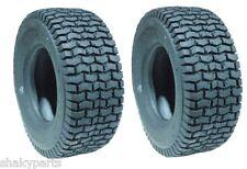 (2) Original CARLISLE 15X6X6 15X6.00-6 Turf Tires 2PLY