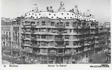 "SPAIN - Barcelona - Edificio ""La Pedrera"" 1948"
