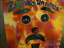 FRANK ZAPPA UNIVERSE Large 1993 PROMO POSTER in super mint condition