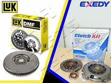 FOR NISSAN NAVARA 2.5 DCI D40 05-09 EXEDY CLUTCH AND LUK FLYWHEEL KIT YD25DDTI
