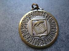 MEDAILLE OFFICE DU SPORT SCOLAIRE ET UNIVERSITAIRE CHAMPIONNAT D'ACADEMIE 1945