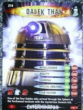 DR. WHO BATTLES IN TIME NO. 216 DALEK THAY