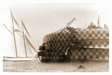 rp13825 - No Mans Land Fort off Portsmouth & Southsea - photo 6x4