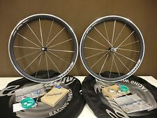 Campagnolo Shamal Black wheelset wheels Titanium Record era NOS 9 10 11 speed UK