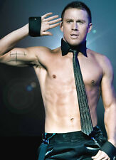 A3 CHANNING TATUM CT3 POSTER ART PRINT BUY2GET1FREE! WHITE HOUSE DOWN/MAGIC MIKE