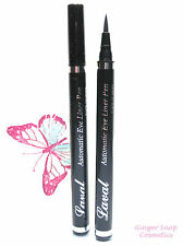 Laval Automatic Eye Liner Pen Waterproof Felt Tip BLACK Liquid Eyeliner Pen NEW