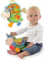Baby Toy Infant quiet book Toys Musical Doll Early Development Books Toy
