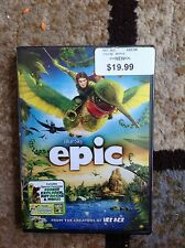 Epic (DVD, 2013)NEW Authentic US Release