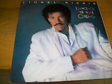 LIONEL RICHIE DANCING ON THE CEILING  LP MINT- GATEFOLD MOTOWN ITALY