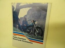 """SPORTSTER-FX-FLH """"NEW OLD STOCK"""" 1976 PARTS & ACCESSORIES CATALOG #99457-76"""