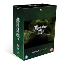 Breaking Bad The Complete Season Series 1 2 3 4 5 6 DVD Box Set 1 - 6 boxset New
