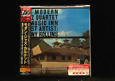 Modern Jazz Quartet-Music Inn V2-Atlantic 25124-JAPAN MINI LP CD SONNY ROLLINS