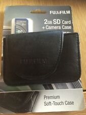 Fujifilm A Series Soft Digital Camera Case and 2GB SD Card