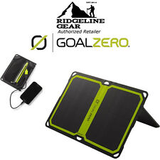 GOAL ZERO Nomad 7 Plus Smarter & Lighter Portable Solar Panel for GPS/phone/+