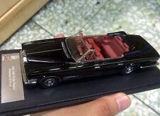 New 1/43 Scale 1997 Rolls-Royce Phantom VI Frua Cabriolet Black