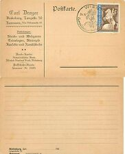1167 - Germania - Annullo speciale Congresso postale europeo, 24/10/1942