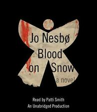 Blood on Snow by Jo Nesbø (2015, CD, Unabridged) Brand New Factory Sealed