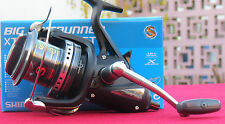 moulinet shimano big baitrunner xt-a long cast