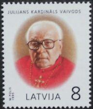 Birth centenary of Cardinal Julijan Vaivods stamp, Latvia, SG ref: 426 1995, MNH