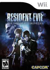 Resident Evil: The Darkside Chronicles - Nintendo  Wii Game