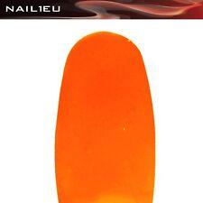 "PROFESSIONAL Colour gel ""Neon Orange"" 5ml NAIL1EU / UV Nail Colorgel"