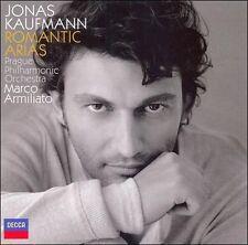 Romantic Arias, New Music