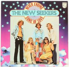 Never Ending Song Of Love  The New Seekers Vinyl Record