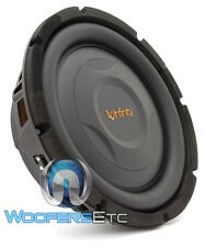 "INFINITY REF1000S 10"" SUB 800W SHALLOW MOUNT THIN CAR SUBWOOFER BASS SPEAKER NEW"