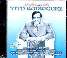 """TITO RODRIGUEZ - """"RELIQUIAS""""- CD ORIGINAL"""