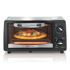 HAMILTON BEACH 4 SLICE TOASTER OVEN 31144 Brand New