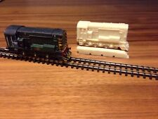 N Gauge Converted 08 shunter Snowplough body shell