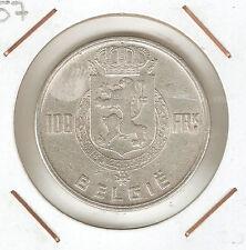 Belgium: 100 Francs 1951 UNC (België)